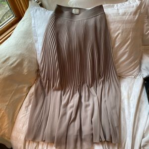 Wilfred Twirl Skirt in Grey